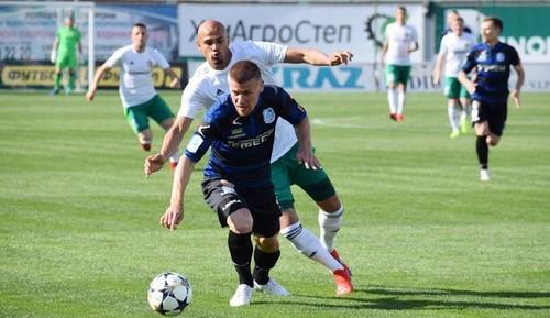 Ворскла – Черноморец – 1:2. Видео голов и обзор матча