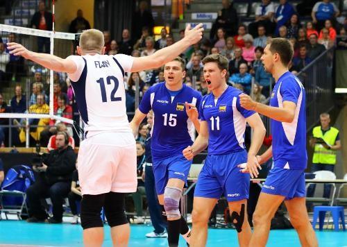 Мужская сборная Украины победила в Финляндии