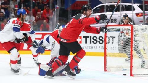 ЧМ по хоккею. Канада - Чехия - 5:1. Обзор матча
