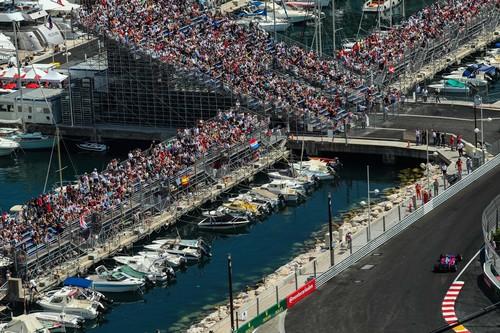 Формула 1. Гран-прі Монако. Текстова трансляція