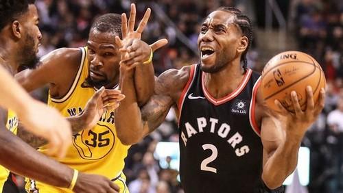 Голден Стэйт против Торонто. Расписание финала НБА
