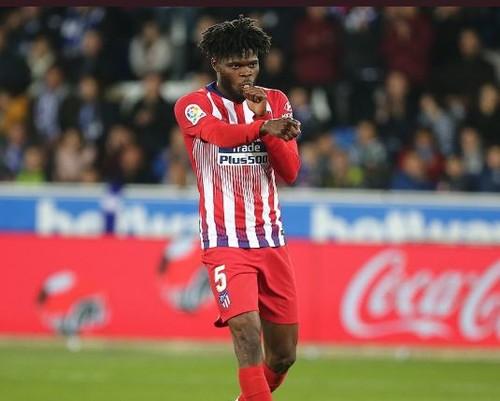 Арсенал может купить полузащитника Атлетико
