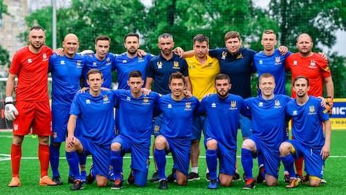 Украина выиграла турнир Klitschko Cup
