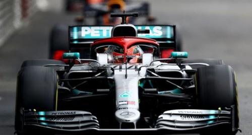 Хемілтон виграв напружений Гран-прі Монако