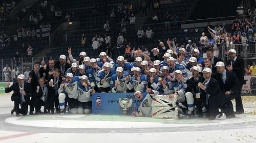 ЧМ по хоккею. Битва за золото. Канада - Финляндия - 1:3. Обзор матча