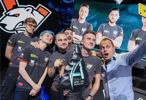 Virtus.pro – чемпион Adrenaline Cyber League