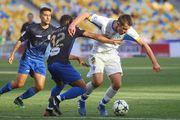ГОРИЛЫЙ: «В первом тайме Динамо поплатилось за вальяжность»