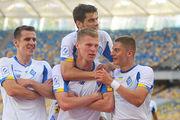 Нова форма Динамо, хет-трик Дентіньо, рокіровка Арсеналу і Чорноморця