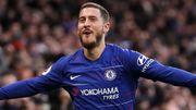 Эден АЗАР: «Трофей Лиги Европы - идеальное прощание с Челси»