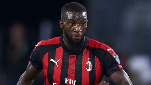 Бакайоко объявил о своем уходе из Милана