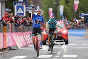 Джиро-2019. Победа Чикконе, неудача Роглича