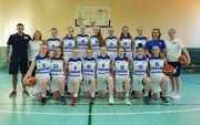 Женская сборная Украины U-16 начинает подготовку к чемпионату Европы