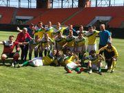 Агробизнес и Черкащина-Академия выиграли первые переходные матчи