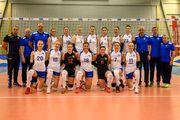 Украинские волейболистки уверенно победили Швецию