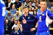 Мужская сборная Украины проиграла Чехии в пяти партиях