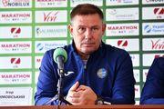 Игорь КЛИМОВСКИЙ: «Теперь решение принимать президенту клуба»