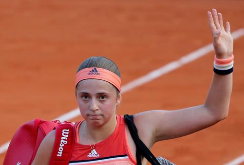 Остапенко четвертый раз за 5 лет проиграла в первом матче Ролан Гаррос