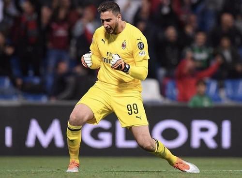 Милан планирует продать Доннарумму