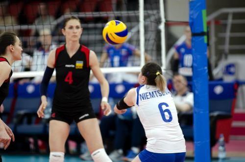 Сборная Украины сыграет со Швецией во втором туре Золотой лиги