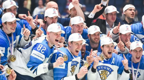 ЧМ по хоккею. Золото Финляндии, формат турнира, игра Канады и США