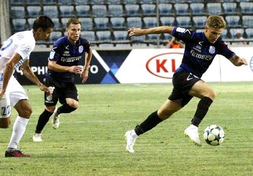Черноморец победил Десну и избежал прямого вылета из Премьер-Лиги