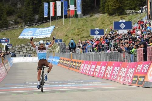 Джиро-2019. Петерс выиграл 17-й этап