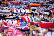 Лион попал в групповой раунд Лиги чемпионов