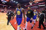 Голден Стэйт впервые за 5 лет проиграл первый матч финала НБА