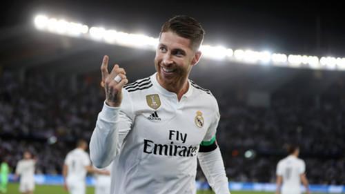 Рамос передумал покидать Реал