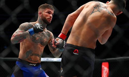 ВИДЕО. Лучшие сабмишены в истории UFC