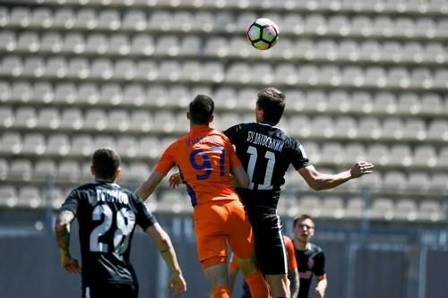 Мариуполь одержал волевую победу над Зарей и занял четвертое место