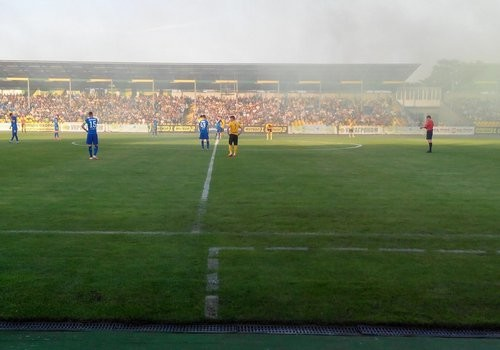 Динамо завершило чемпионат победой над Александрией