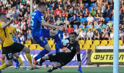 Александрия – Динамо – 0:2. Видео голов и обзор матча