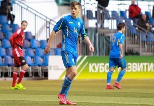 Нигерия U-20 – Украина U-20. Видео гола Сикана