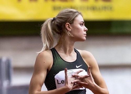 Юлия Левченко завоевала серебро на этапе Бриллиантовой лиги