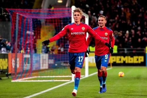 Наполи покупает полузащитника ЦСКА Сигурдссона