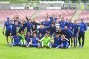 Динамо стало пятикратным победителем чемпионата U-19