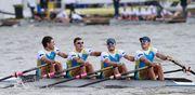 Українці успішно стартували на ЧЄ з академічного веслування