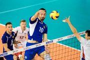 Третий матч Евролиги украинские волейболисты проведут в Минске