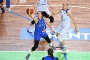 Женская сборная Украины уступила Италии
