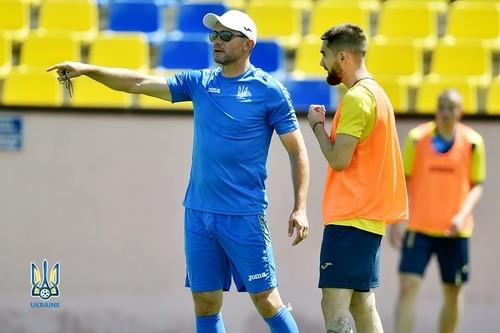 Шевченко принял решение отчислить 5 игроков со сборной Украины