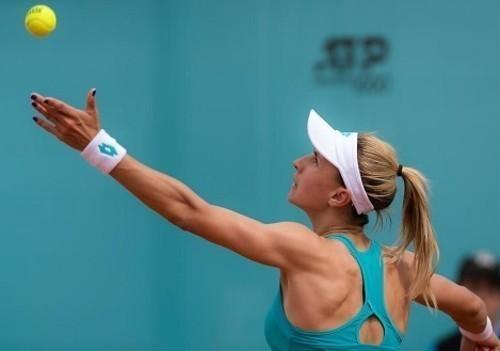 Леся ЦУРЕНКО: «Недовольна уровнем своего тенниса»