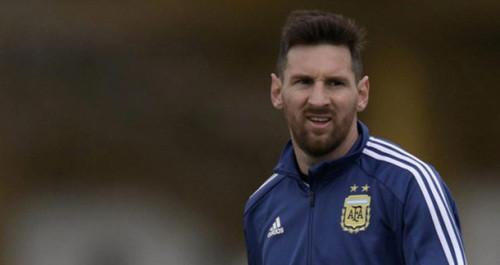 МЕССИ: «Хотелось бы успеть что-то выиграть со сборной Аргентины»