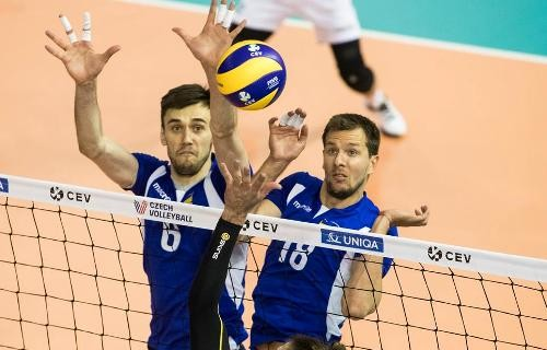 Чоловіча збірна України програла другий матч у Золотій Євролізі