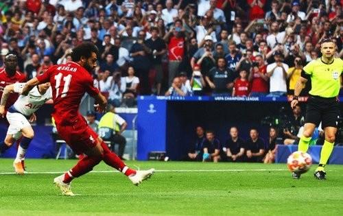 Ливерпуль одолел Тоттенхэм и стал победителем Лиги чемпионов