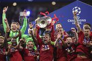 ВИДЕО. Игроки Ливерпуля в раздевалке празднуют победу в Лиге чемпионов