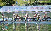Жіноча четвірка виграла для України бронзу ЧЄ з веслування