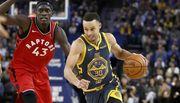 НБА. Голден Стэйт обыграл Торонто и сравнял счет в серии