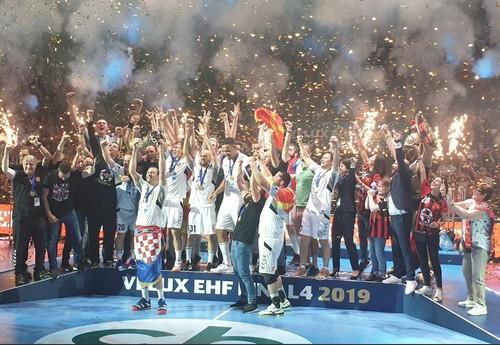 Македонський Вардар виграв гандбольну Лігу чемпіонів