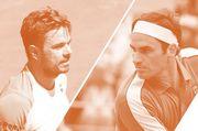 Роджер Федерер – Стэн Вавринка. Смотреть онлайн. LIVE трансляция